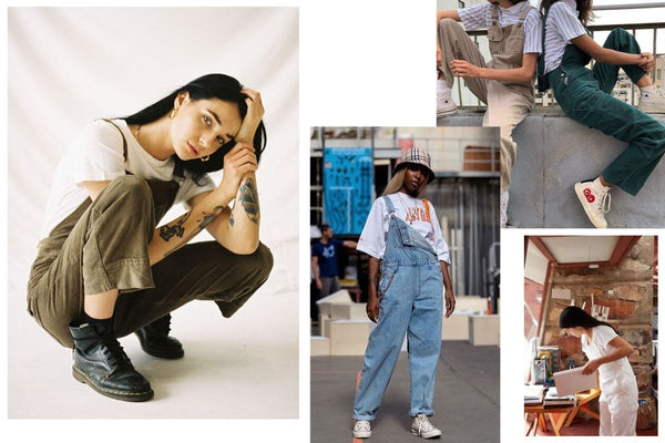 All You Need To Know About Styling Overalls This Spring