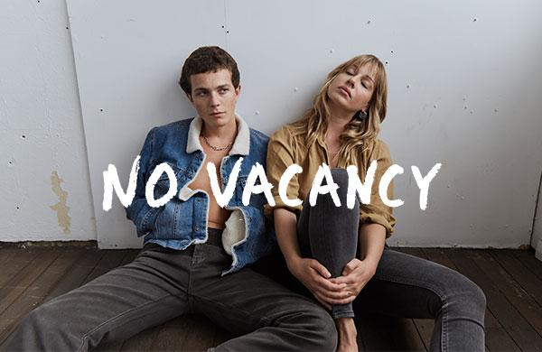 New Arrivals: No Vacancy