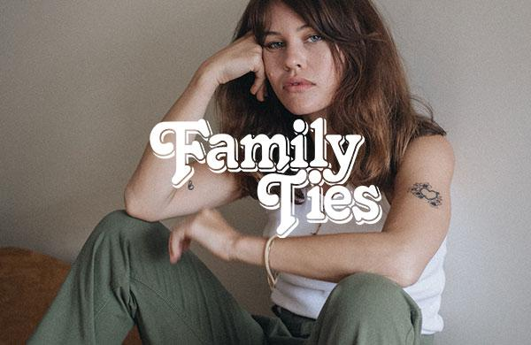 Family Ties: Sloan Peterson