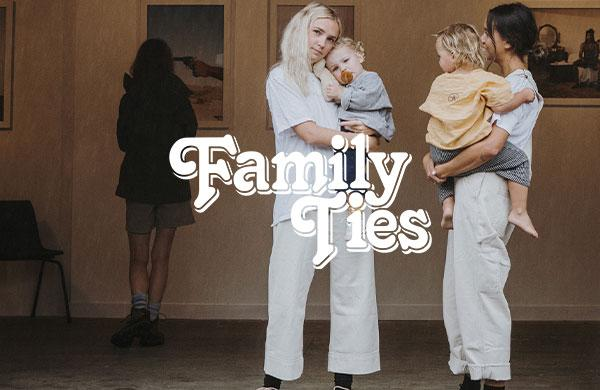 Family Ties: Yeah, Nice Gallery