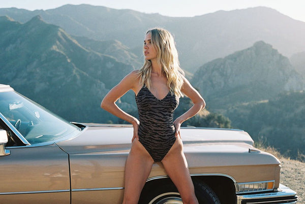 The 3 Comfortable One-Piece Swimsuits to try this Summer