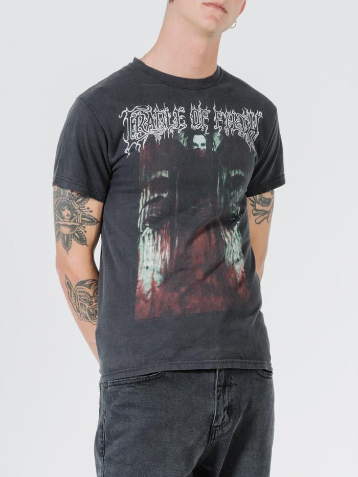 Cradle Of Filth Tee - Black