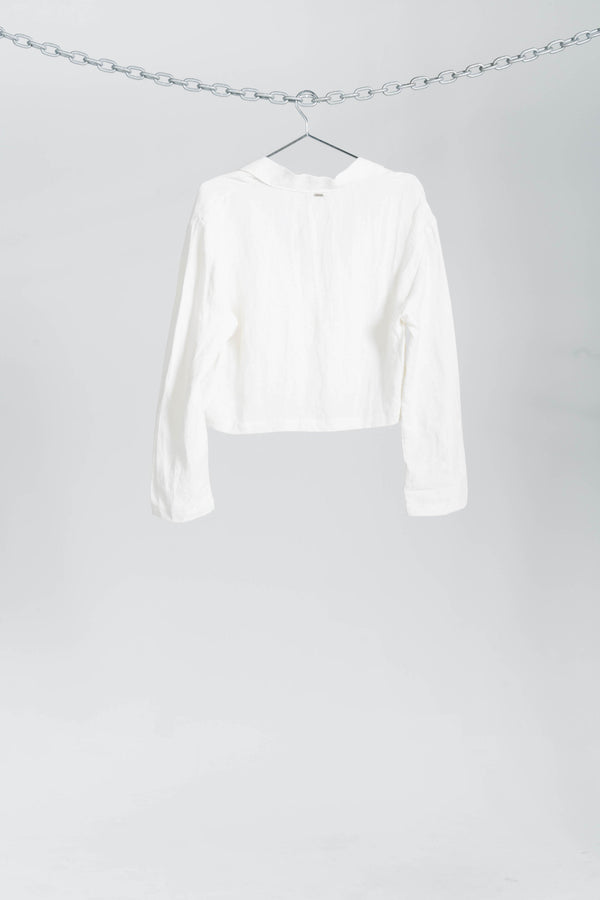 Farrow Shirt - Natural