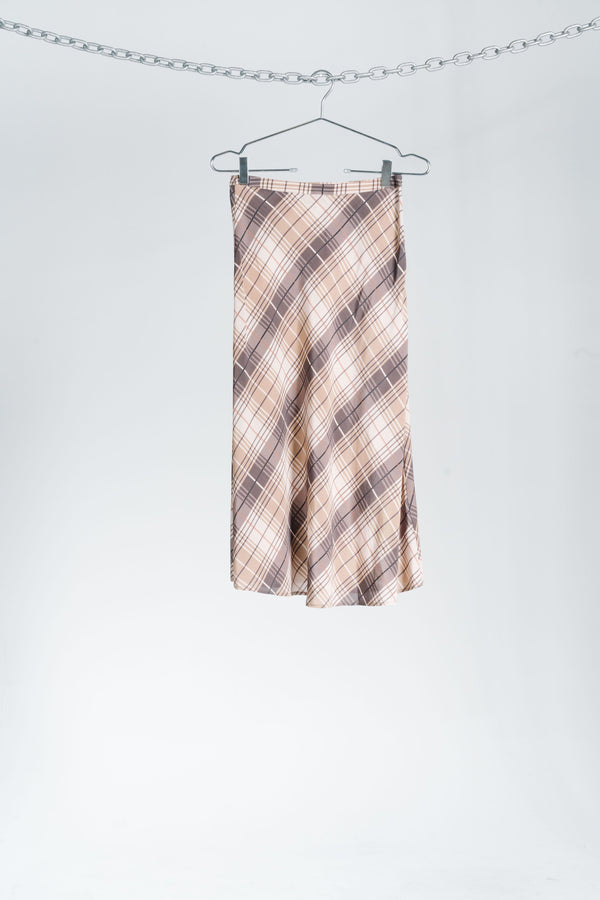 Montana Bias Skirt - French Roast