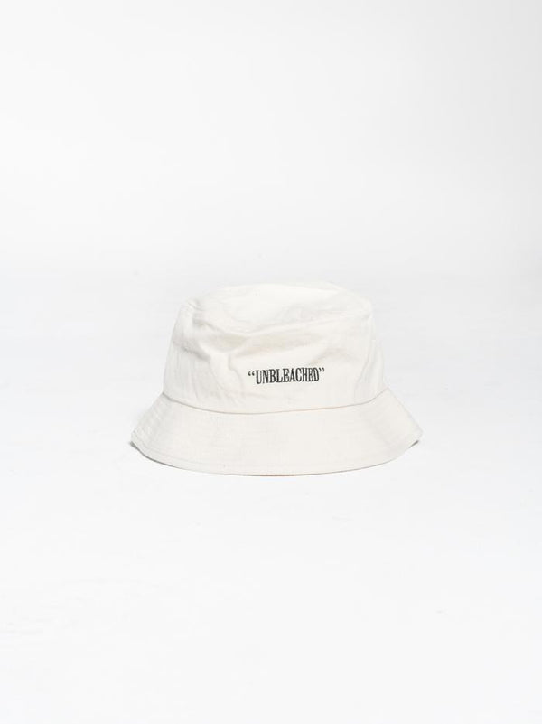 Unbleached Bucket Hat - Unbleached
