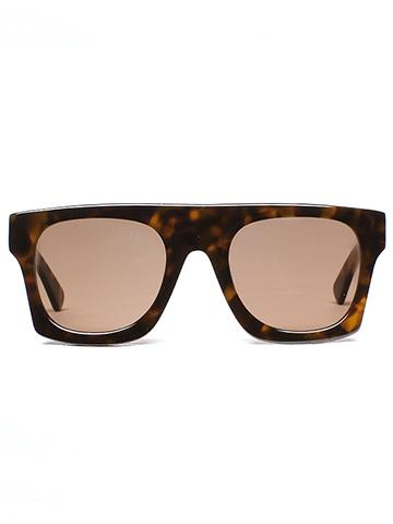Thrills Co No 1 Tortoise Sunglasses