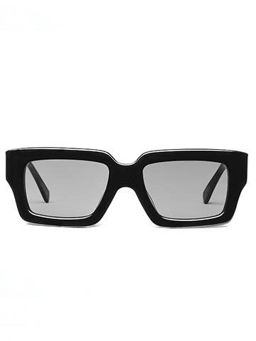 Thrills Co No 3 Black Sunglasses