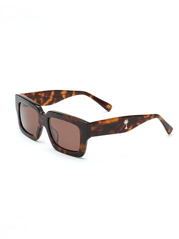 Thrills Co No 3 Tortoise Sunglasses