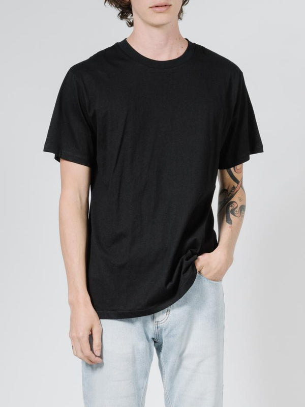 Merch Fit Tee - Black