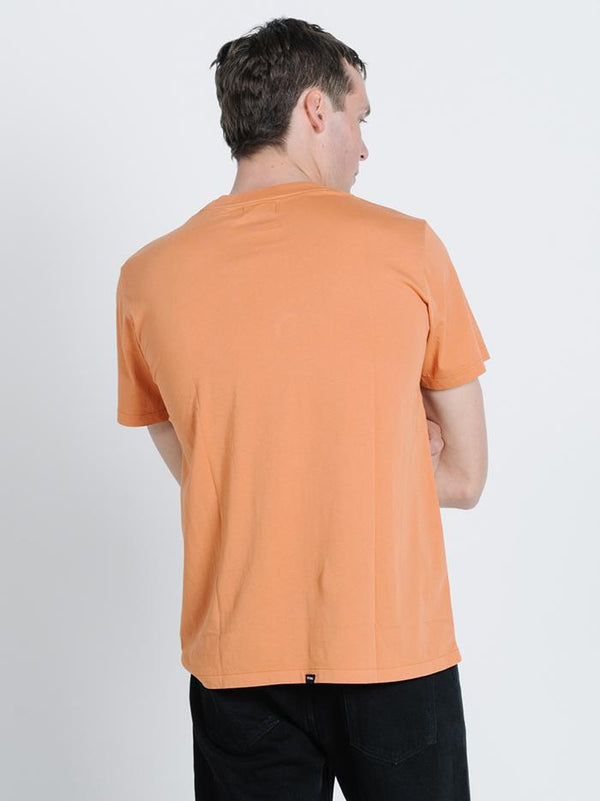 Power Merch Fit Tee - Detox Orange