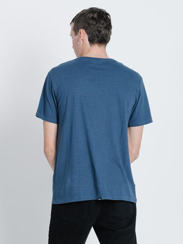 Scribe Merch Fit Tee - Royal Blue