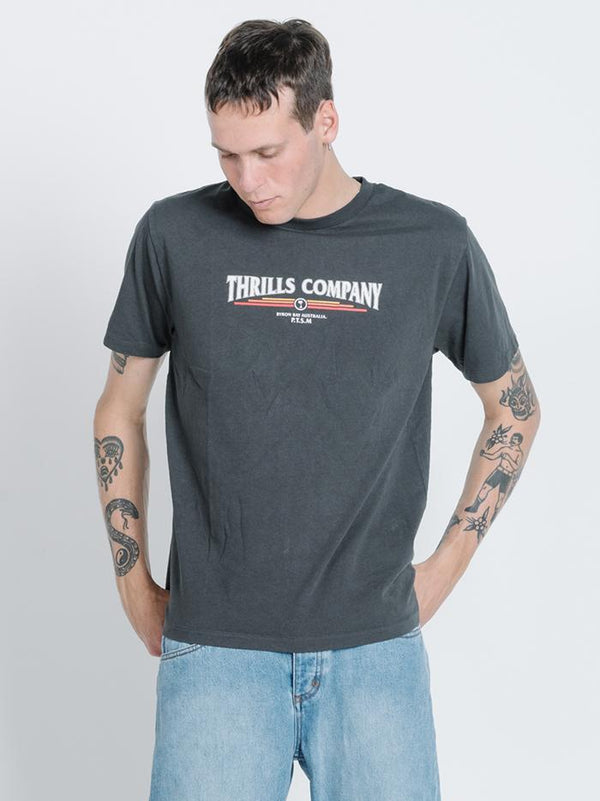 Redline Merch Fit Tee - Merch black