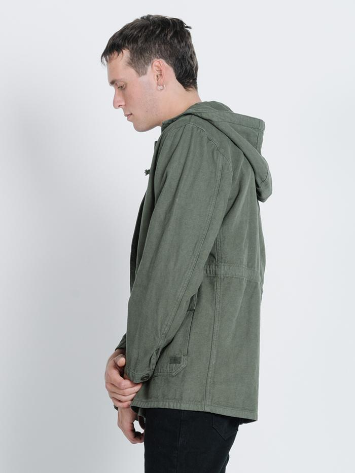 Division Trench - Dark Olive
