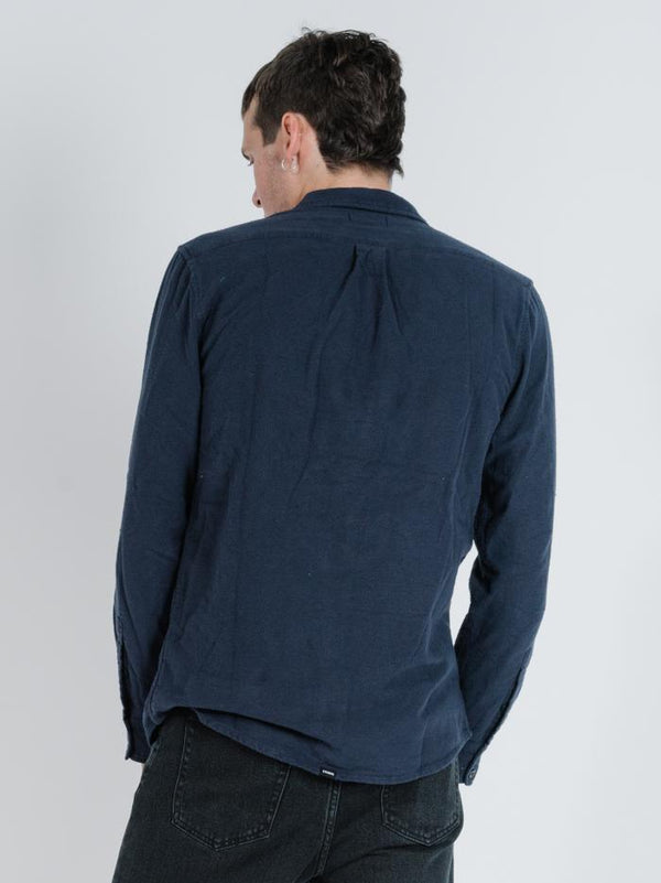 Arch Long Sleeve Shirt - Total Eclipse