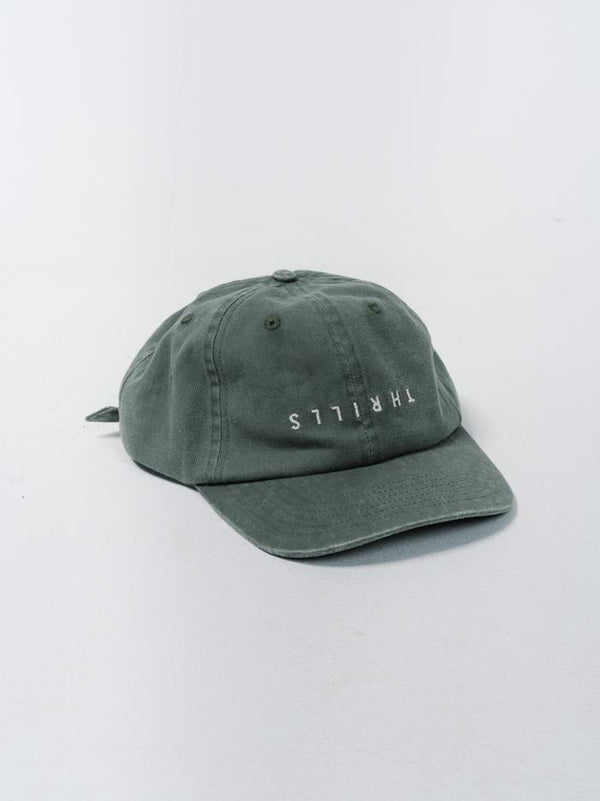 Minimal Thrills Cap - Army Green
