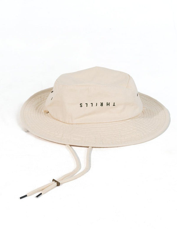 Minimal Thrills Boonie Hat - Thrift White