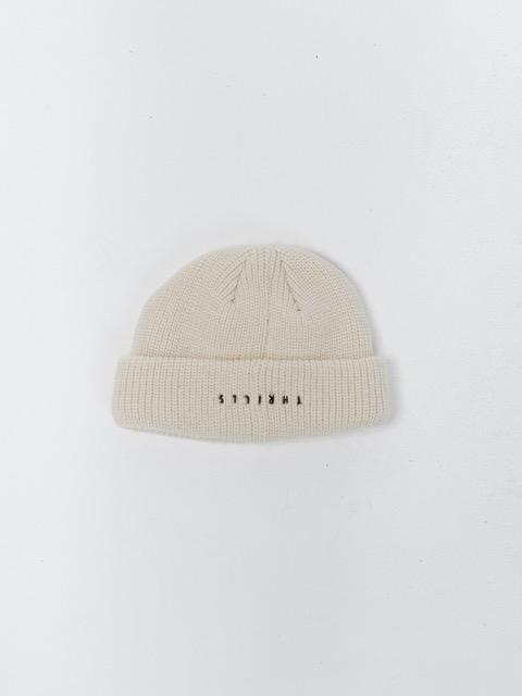 Minimal Thrills Beanie - Thrift White