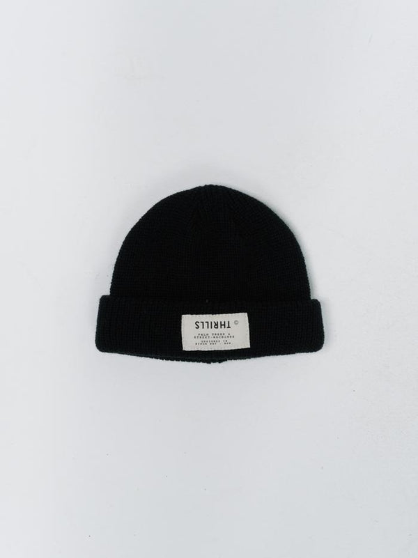 Liberty Beanie - Postal Brown