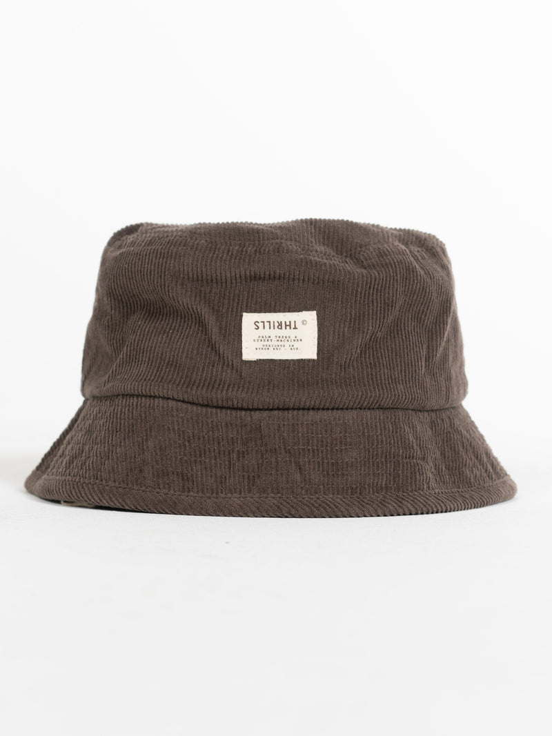 Liberty Bucket Hat - Postal Brown