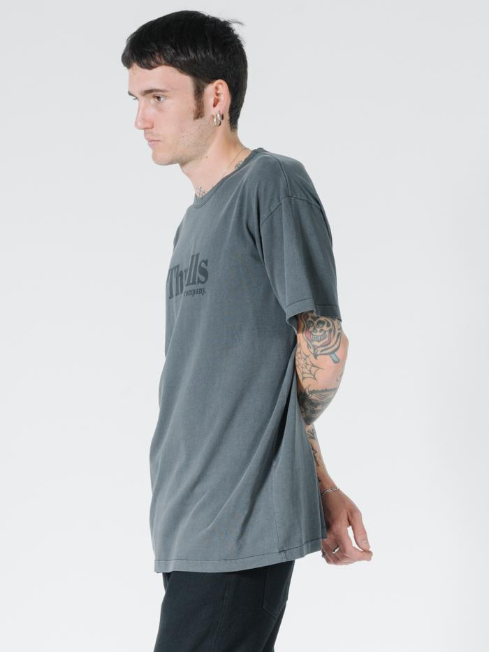 OPS Box Fit Tee - Merch Black