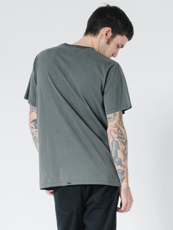 Talla Merch Fit Tee - Merch Black