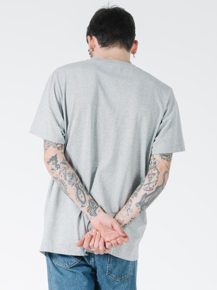 Talla Merch Fit Tee - Vintage Marle