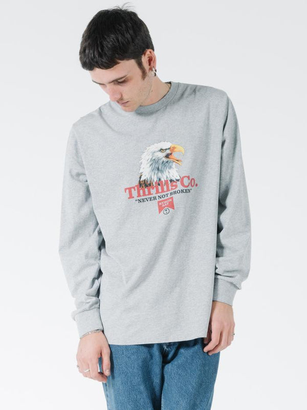 Talla Merch Fit Long Sleeve Tee - Vintage Marle