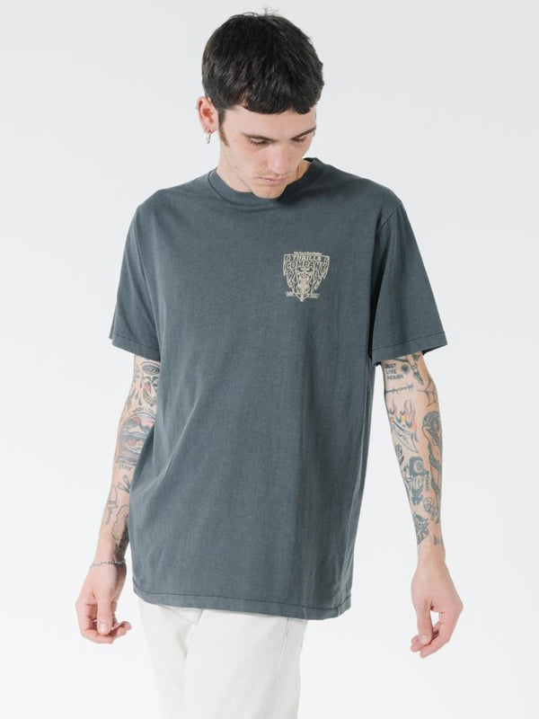 Recovery Merch Fit Tee - Merch Black