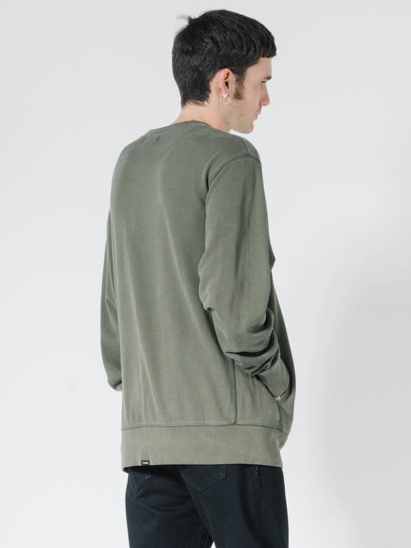 OPS Oversized Crew - Military