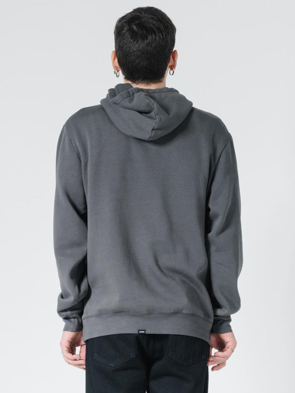 Talla Pull On Hood - Merch Black