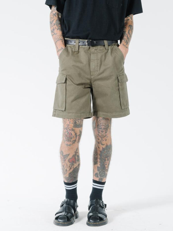 OPS Cargo Short - Military