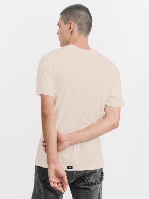 Thrills Co Tee - Natural