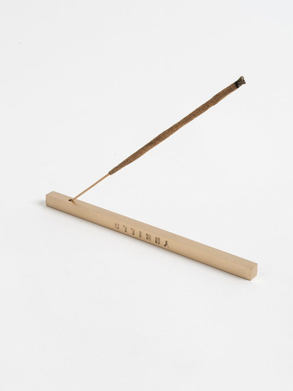 Brass Incense Holder - Brass