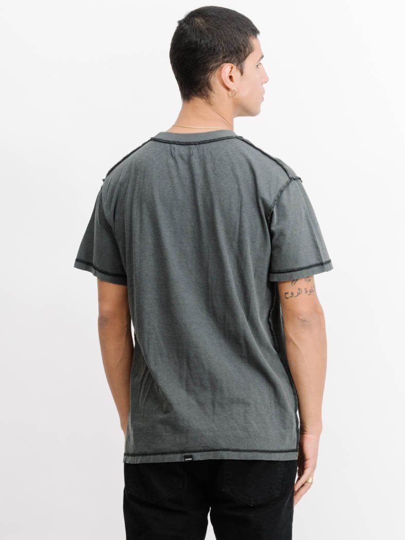 Inside Merch Fit Tee -  Merch Black