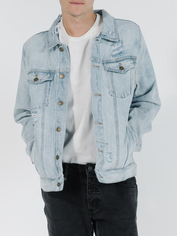 DESTROY WANDERER JACKET - RECKLESS BLUE
