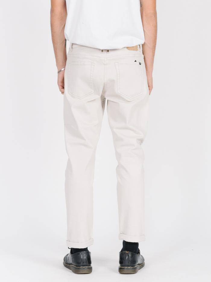 Buzzcut Denim Jean - Dirty White