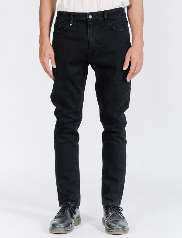 Buzzcut Denim Jean - Black