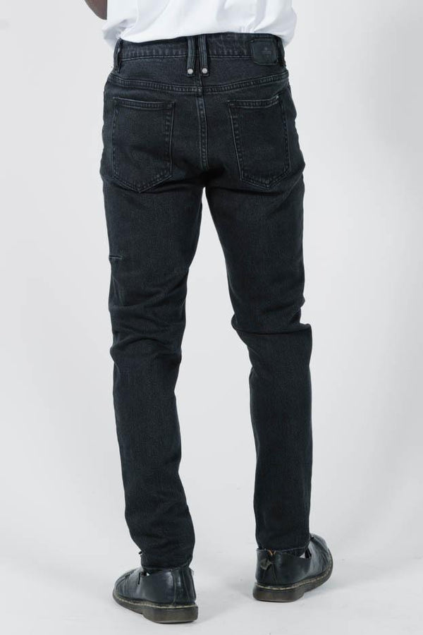 Buzzcut Denim Jean - Faded Black
