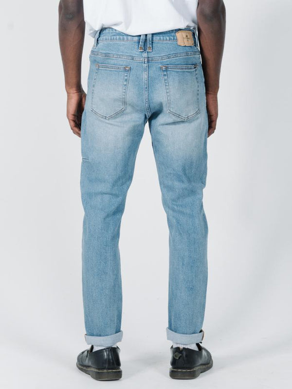 Buzzcut Denim Jean - Trucker Blue