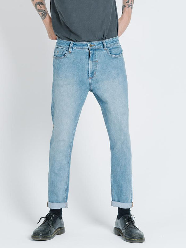 Buzzcut Denim Jean - Wasted Blue