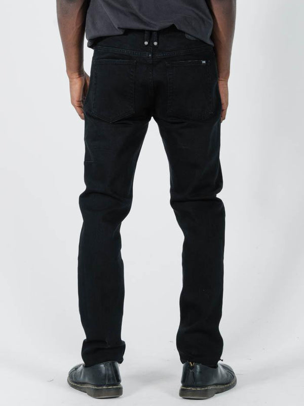 Bones Denim Jean -  Black