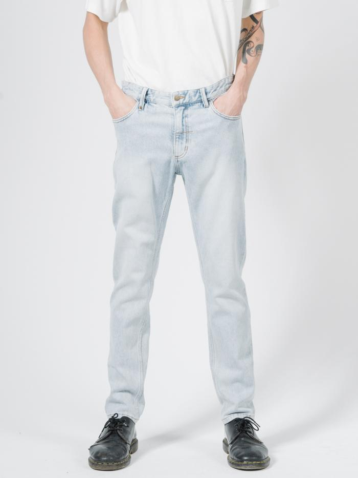 Bones Denim Jean - Time Worn Blue