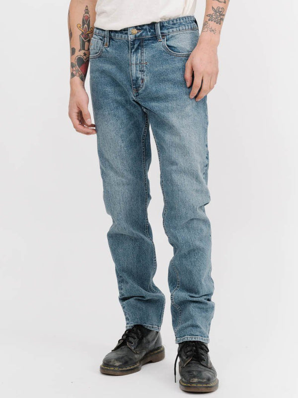 Bones Denim Jean -  Heritage Blue