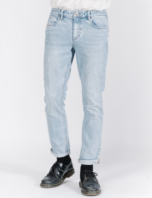 Bones Denim Jean - Light Thrift Blue