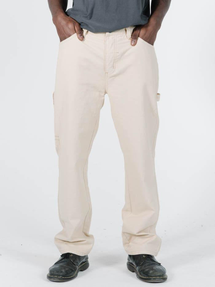 Work Shop Carpenter Jean - Thrift White