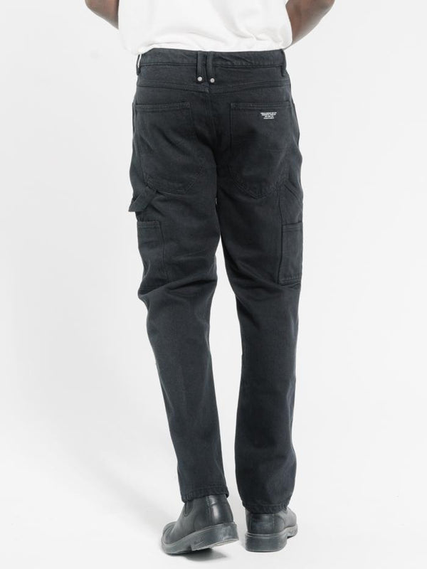 Carpenter Denim Jean - Black Rinse