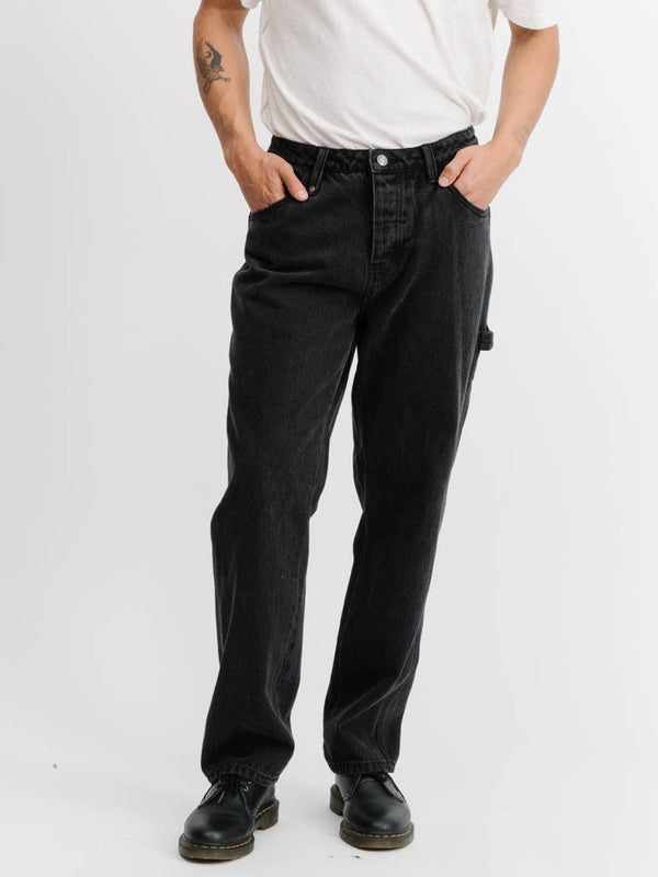 Carpenter Denim Jean -  Faded Black