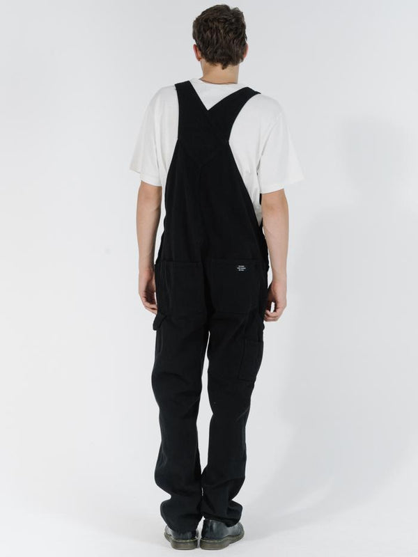 Carpenter Overall - Black