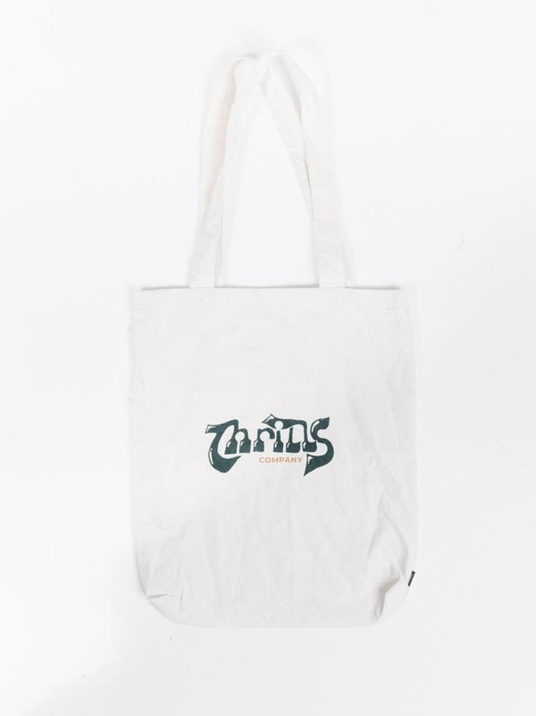 Flare Tote - Thrift White
