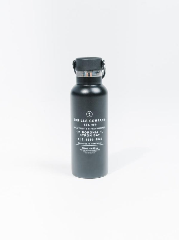 PTSM Water Bottle - Black